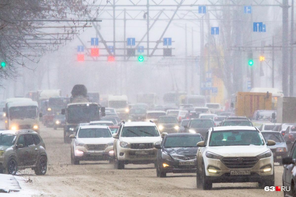 Камеры установлены как на главных магистралях Самары, так и на трассах