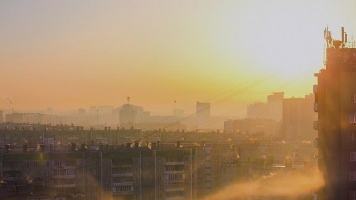 Содержание токсичного газа в челябинском воздухе вдвое превысило допустимые нормы