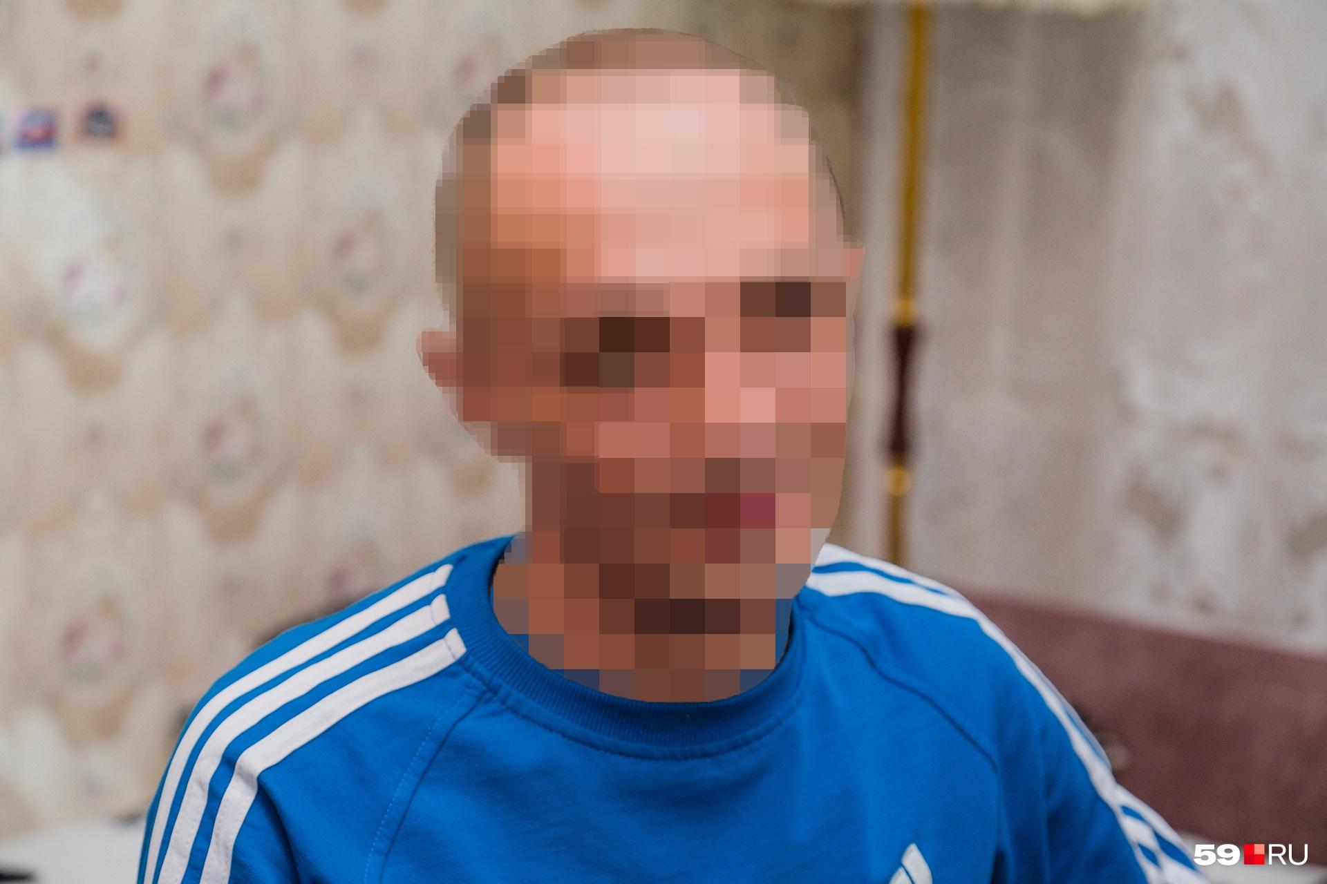 Иван«чудил по молодости», поэтому болеет ВИЧ, гепатитом, циррозом печени, зависит от опиатов и алкоголя