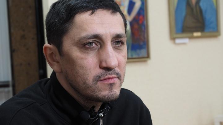 """Поэт Олег Груз: «Ростов для меня всегда """"папа""""»"""