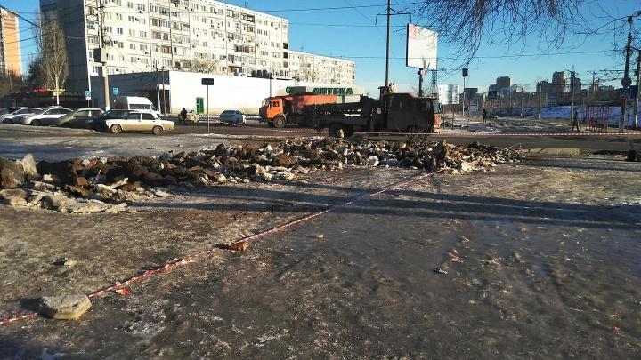«У администрации денег нет»: объездную дорогу в Ворошиловском районе Волгограда строят частники