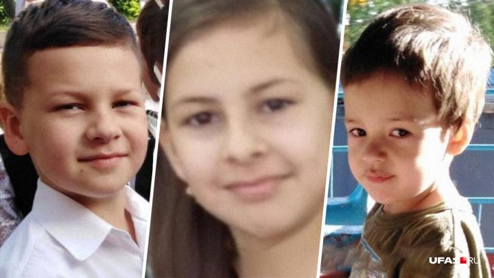 Уехали в отпуск с папой и пропали: в Башкирии ищут трех детей из другого региона