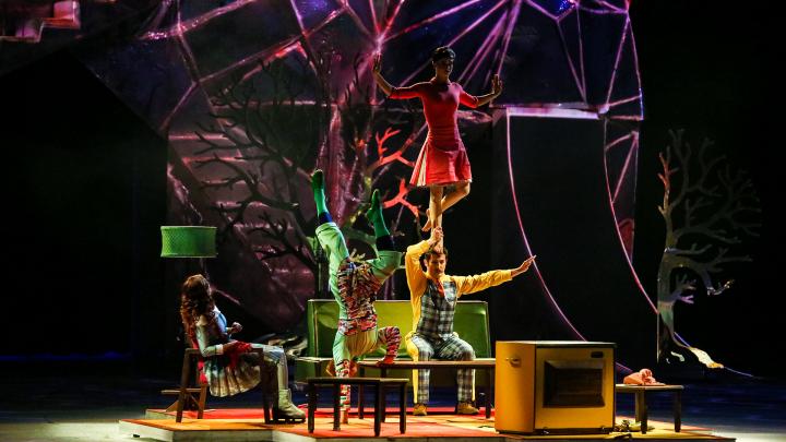 Идем в Цирк дю Солей, смотрим парад Дедов Морозов: девять идей для последнего уик-энд 2019-го в Уфе