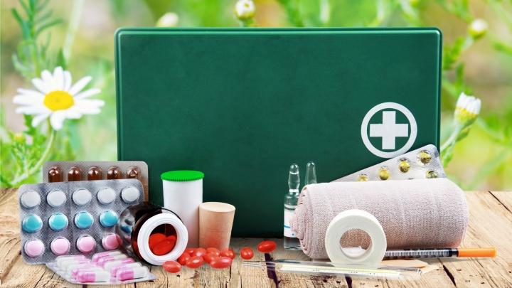 Аптечка для отпуска:must haveдля взрослых и детей