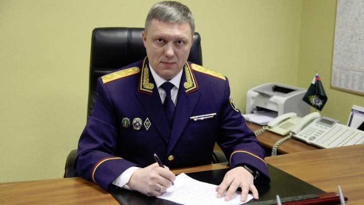 Официально: в Башкирии приступил к работе новый руководитель управления следкома