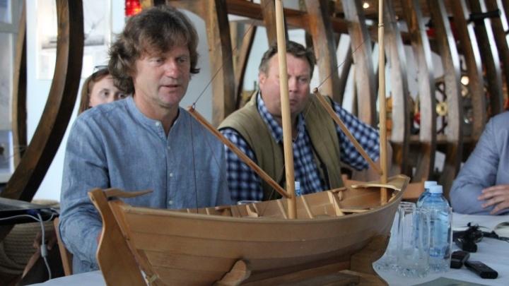 К традициям прошлого — через норвежский опыт: в Архангельске построят «Поморскую шхуну»