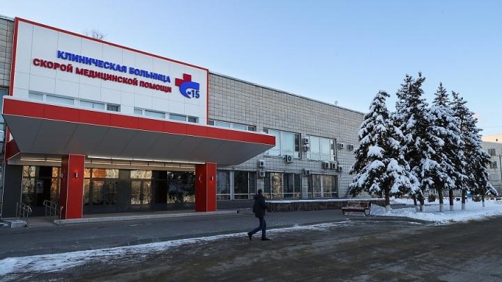 «Я не могла сдержать слез»: волгоградцев заставили ползти к приемному покою во время визита губернатора в больницу №15