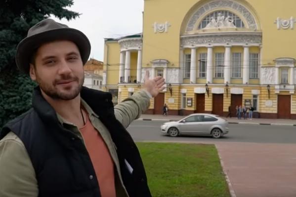 Новый выпуск программы«По секрету всему свету» съёмочная группа телеканала«Россия 1» сняла в Ярославле