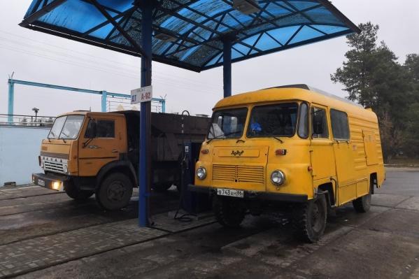 Машину 1988 года пара купила в Брянской области