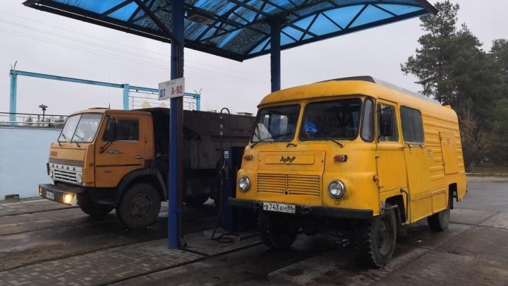 Семья новосибирцев купила немецкий ретроавтобус: его превратят в автодом для путешествий