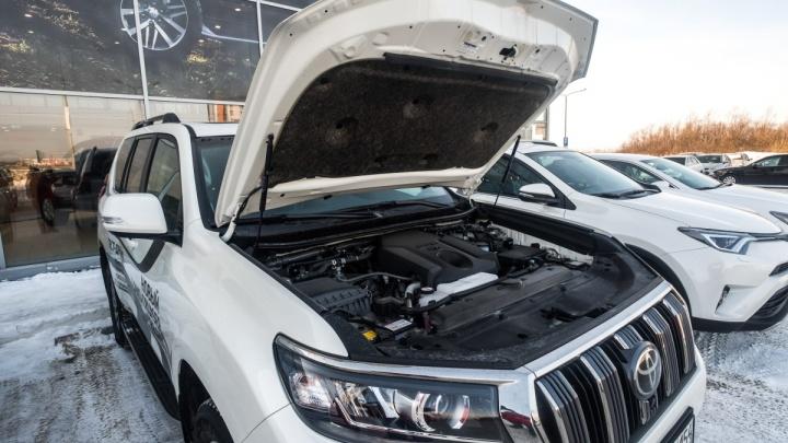 Минобороны заберёт у владельцев Toyota Prado и Volkswagen Touareg в случае войны