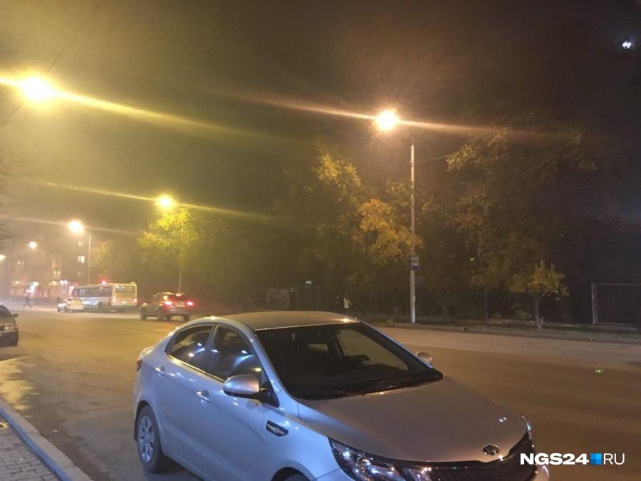 Экологи назвали причину гари идымки вОктябрьском районе— Красноярск