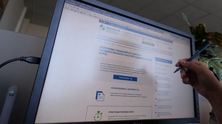 Портал Росреестра сломался — новосибирцы уже месяц не могут подать объявления