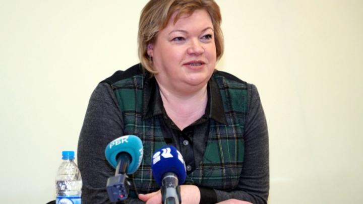 Пермские врачи требуют отставки главы краевого Минздрава Оксаны Мелеховой