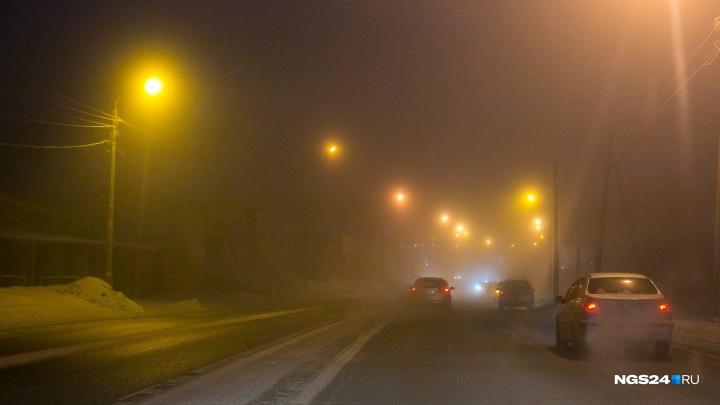 Из-за аномальных морозов самолет из Москвы свернул с маршрута на Красноярск