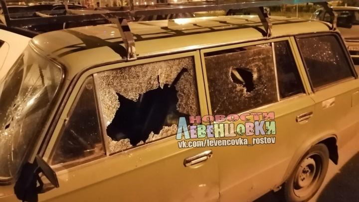 Ростовчанка изуродовала чужую машину