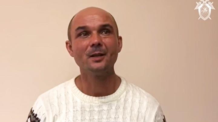 Мужчина, бросивший детей в Шереметьево, объяснил свой поступок. Видео опубликовал следком