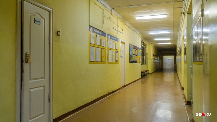 В прикамской школе неизвестные распылили газовый баллончик: пострадали 20 учеников