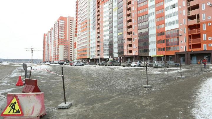 Власти прояснили судьбу сквера в крупном микрорайоне Челябинска