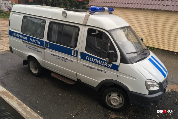Полиция разбирается с обстоятельствами ЧП