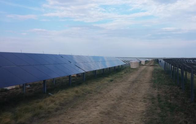 В Башкирии к концу года заработает новая солнечная электростанция