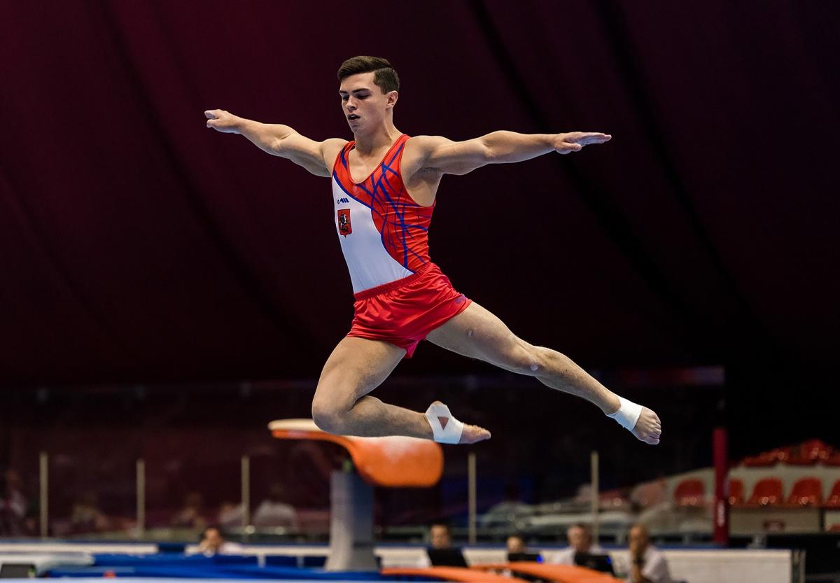 Никита Нагорный — трехкратный чемпион, серебряный призёр Олимпийских игр, служит в Росгвардии