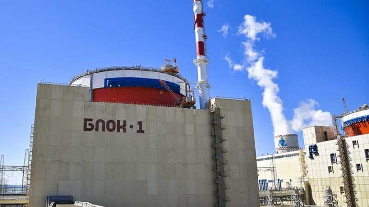 На Ростовской АЭС выполнили наладку перегрузочной машины и полярного крана энергоблока № 1