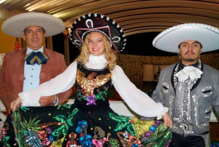 В Мексике Катя живет с 2003 года