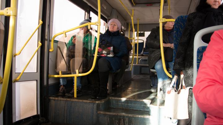 В Самаре еще раз скорректировали маршрут автобуса № 76