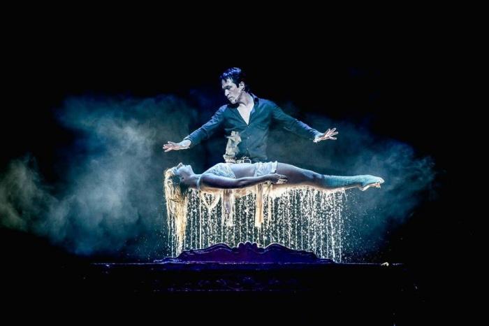 В Екатеринбурге пройдёт шоу одного из величайших иллюзионистов современности