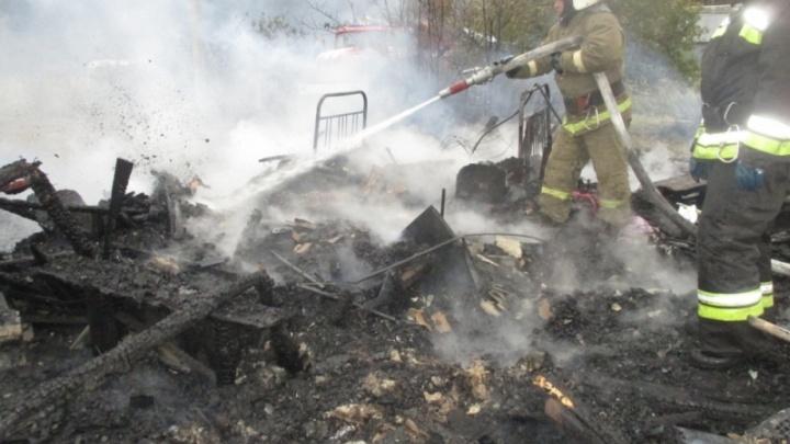 Два страшных пожара в Ярославской области за один день: заживо сгорели три человека