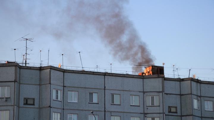 Следком возбудил уголовное дело по факту гибели трехлетнего ребенка в пожаре в Северодвинске