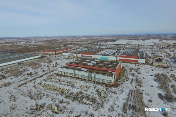 После митингов власти запретили строить завод в 11 километрах от «Солнечного»