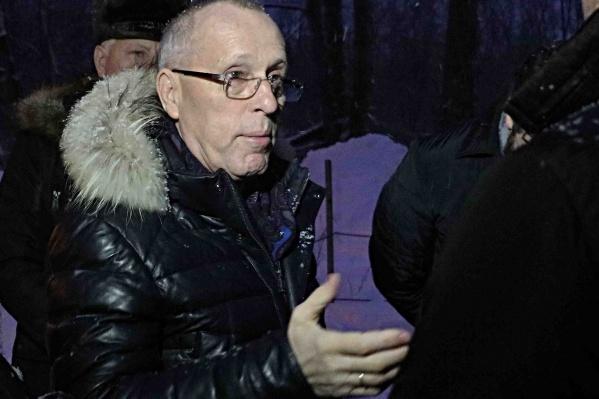 Владимир Василенко известен своими неоднозначными заявлениями