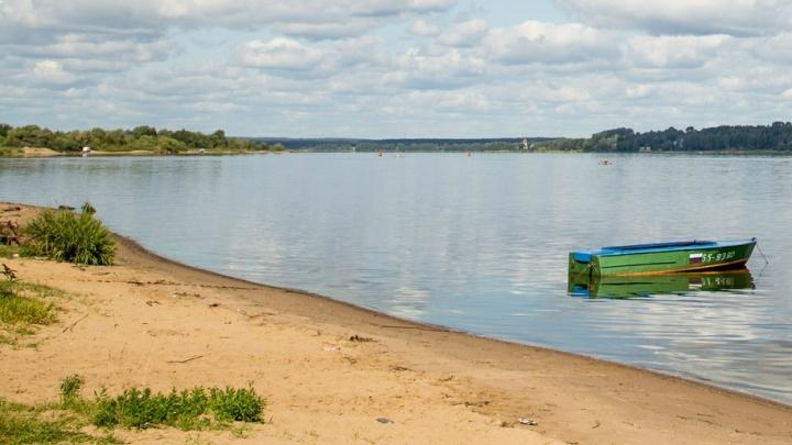 В Ярославской области из реки достали тело мужчины