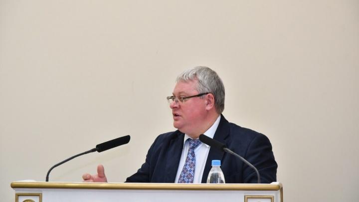 В Самаре выбрали ректора СамГТУ