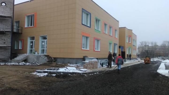 В Архангельске откроется детский сад с бассейном