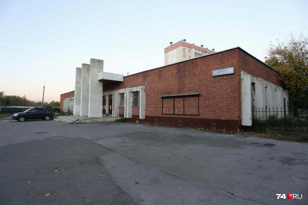 По проекту в здании должен появиться второй этаж и пристрой