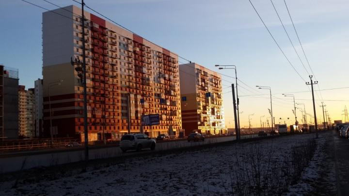 Жильцы 16-этажки на Пермякова неделю живут без горячей воды