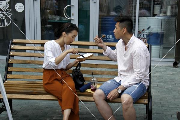 «Фуд-маркет» — проект организаторов кочующей ярмарки Shoppingweekend