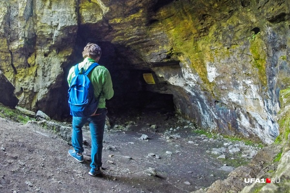 Отправляясь в пещеру даже в самую жаркую погоду, не забудьте теплую одежду