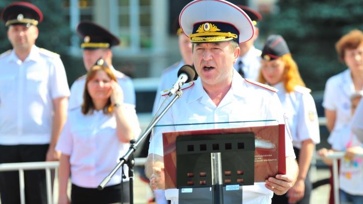 Начальник свердловской полиции возглавил ГУ МВД по Воронежской области