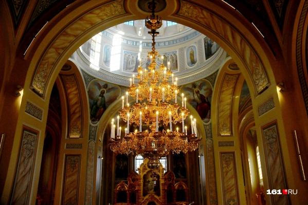 В воскресенье ростовчане смогут увидеть собор впервые после реконструкции