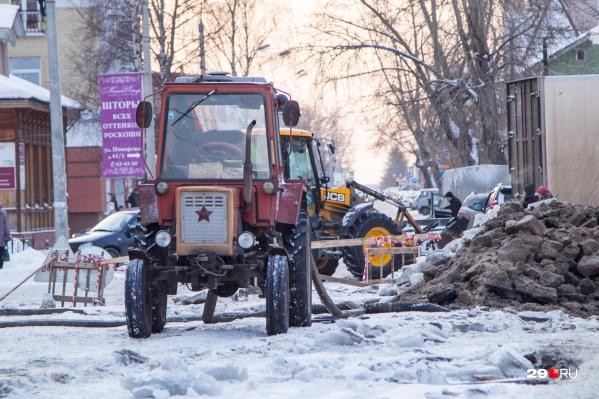 Из-за ремонтов без холодной воды останутся десятки домов
