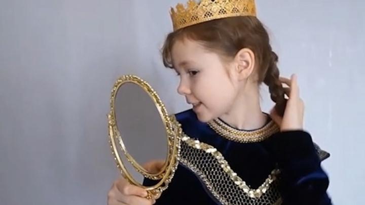 Школьница из Челябинска получила роль в киноальманахе от Disney
