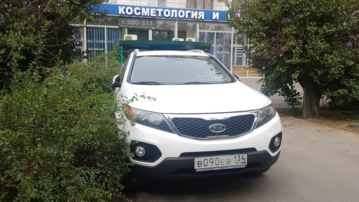 «Обойдешь, не перетрудишься»: автохамы оккупировали газоны и тротуары на Ткачева и Пархоменко
