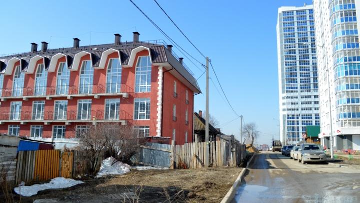 В Перми спустя шесть лет завершают долгострой на улице Фрезеровщиков рядом с ЖК «Красная горка»
