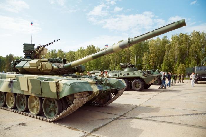 Регистрация танковых «троек» заканчивается 15 июля