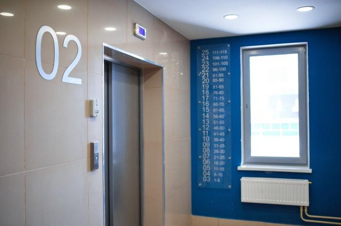 Современный лифт надежен как швейцарский банк