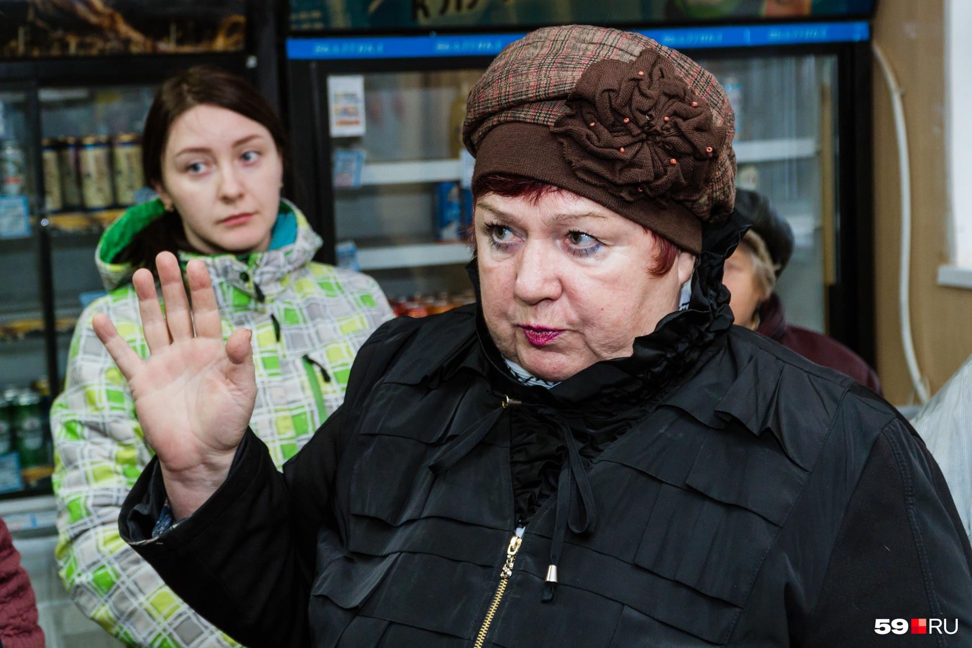 Вера Сорокина купила свой участок в 1996 году